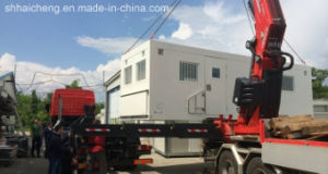 Container Home Used as Public Toilet (shs-fp-sanitory020) pictures & photos