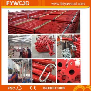 Middle East Type Iron Adjustable Steel Prop Scaffolding