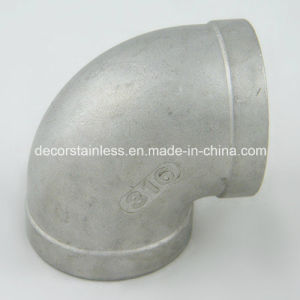 Stainless Steel 316 Pipe Elbow Female-Female pictures & photos