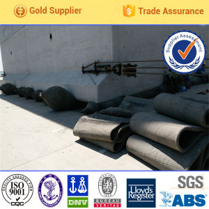 China Gold Supplier Cassion Moving Rubber Durable Airbag pictures & photos