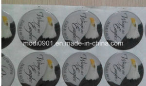 Resin Sticker Epoxy (polyurethane) Label Sticker, Epoxy Sticker Label, Soft Epoxy Resin Dome Label pictures & photos