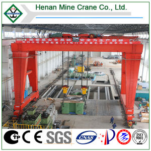 300 Tonnage Double Beam Long Travelling Gantry Crane pictures & photos