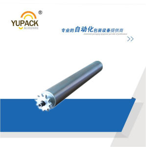 Steel Single / Double Sprocket Conveyor Roller for Roller Conveyor pictures & photos