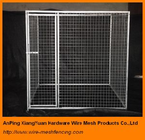Heavy Duty Hot Dipped Galvanized Dog Cage/Dod Kennel with Good Quality pictures & photos