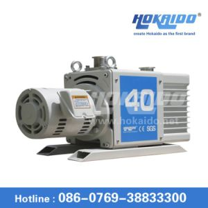 Double Stage Rotary Vane Oil Vacuum Pump C Series (2RH040C) pictures & photos