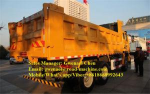 Sinotruk 10 Wheel Hohan 6X4, 30 Ton Dump Truck/ Tipper / Dumper, 336HP, Rhd/LHD with Triangle Tire pictures & photos