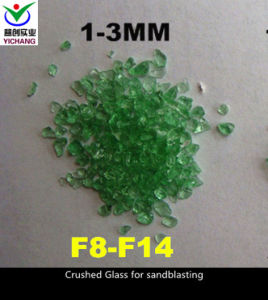 Crush Glass Blast Abrasive Media pictures & photos