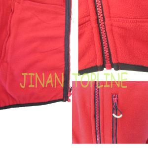 Men Outdoors Microfleece Long Zipper Casual Jacket pictures & photos