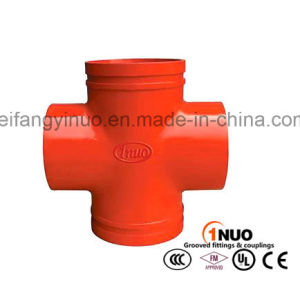 FM/UL/Ce Approved Fire Fighting Reducing Cross with Female Thread pictures & photos