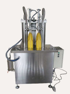 Lubricant Oil 2 Heads Filling Machine FM-SDV