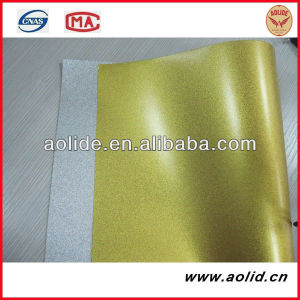 Silver/Gold Metallized Pet Photo Paper pictures & photos