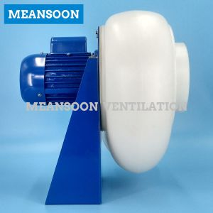 Mpcf-2s200 Plastic Ant-Corrosive Centrifugal Blower for Fume Hood pictures & photos