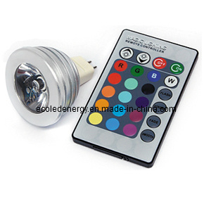 3W RGB LED Light with CE and Rhos pictures & photos