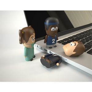 Promotional Flash Face USB