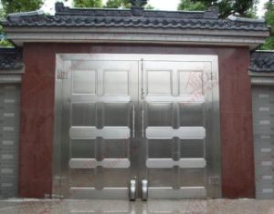 Experienced Supplier of Copper Plated Stainless Steel Gate (BHS-DC13) pictures & photos