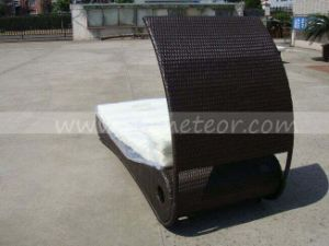 Mtc-404 Garden Outdoor Wicker Rattan Furniture Lounge Sofa pictures & photos