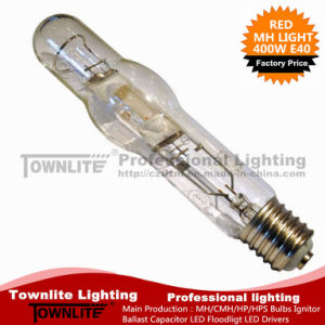 Outdoor Light Mh400W E40 Red Metal Halide Lamps