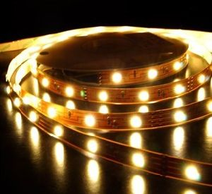 Best LED Lighting Factory in Ruian 12V/24V LED Strip Light SMD3528 5050 pictures & photos