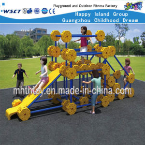 Children Outdoor Playground Equipment Climbing Equipment Hf-18903 pictures & photos