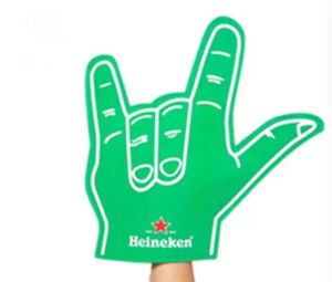 2015 Promotional Sponge EVA Foam Hand for Sports Games pictures & photos