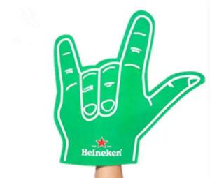 2017 Promotional Sponge EVA Foam Hand for Sports Games pictures & photos