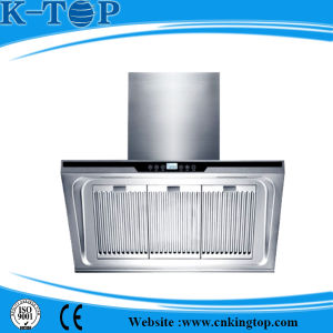 Stainless Steel Panel European Type Chimney Hood