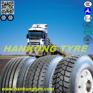 Steer Trailer Drive TBR Tyre Radial Truck Tyres pictures & photos