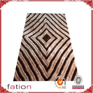 Custom Design Shaggy Carpet Area Rug pictures & photos
