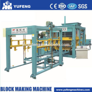 Hollow Block Making Machine Qt6-15