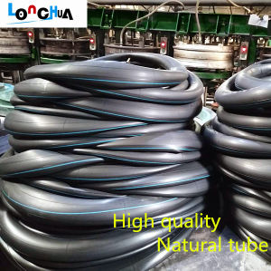 After Air Inflation No Belly Motorcycle Natural Inner Tube (130/90-15) pictures & photos