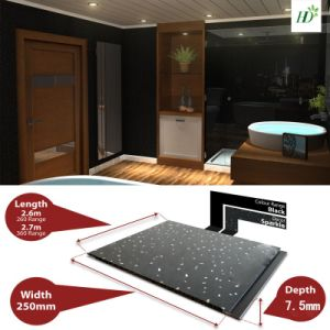 7*250 Middle Groove PVC Panel PVC Ceiling Panel pictures & photos