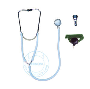 Stainless Steel Stethoscope (S007) pictures & photos