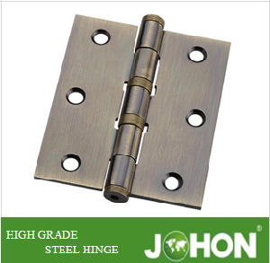 "Metal Door Hinge (3.5""X3"" Bearing Steel or Iron Hardware accessories) pictures & photos"