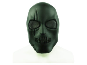 Army of Two Skull Full Face Airsoft Protector Mask pictures & photos
