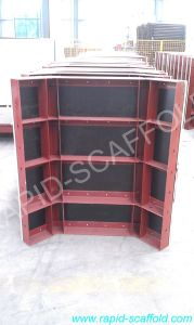 Steel Framed Plywood Formwork pictures & photos