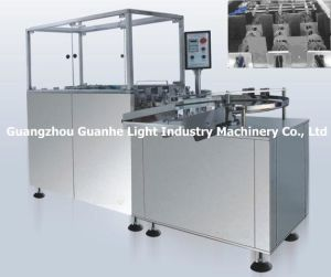 Automatic Ultrasonic Bottle Washing Machine for Glass Vials pictures & photos