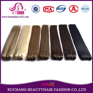 7A High Selling Indian Humanstraight Hair, Natural Raw Indian Hair, 100% Natural Indian Human Hair pictures & photos