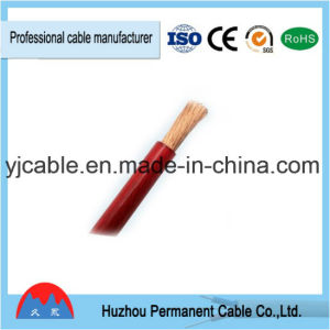 Copper Conductor Welding Cable PVC Insulation Welding Cable Cord in High Quality pictures & photos