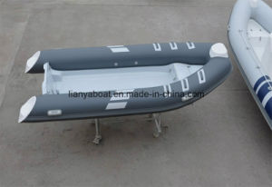 Liya Supply Rib 420 Boat Motor Inflatable Boat Sport Yacht Type pictures & photos