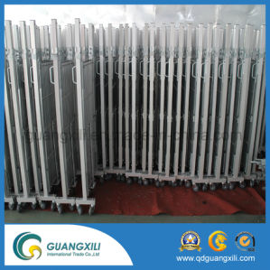 OEM Folding Barrier Expandable Aluminum Safety Fence pictures & photos