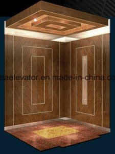 Passenger Elevator with Good Quality and Competitive Price (JQ-N026) pictures & photos