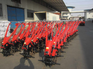 10HP High Clutch Power Tiller Walking Tractor (SH101) pictures & photos