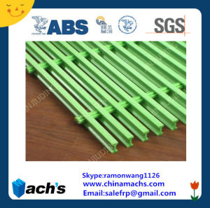 Friberglass Pultruded Grating Passed SGS Report /ABS Assessment pictures & photos