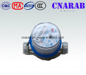 Russia Type Single-Jet Dry Type Vane Whee Water Meter pictures & photos