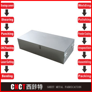China Professional Sheet Metal Fabrication pictures & photos