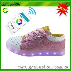 New Design APP Control LED Shoes pictures & photos