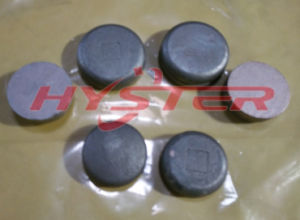 Factory Price White Iron Wear Buttons and Donuts (ASTM 63HRC) pictures & photos
