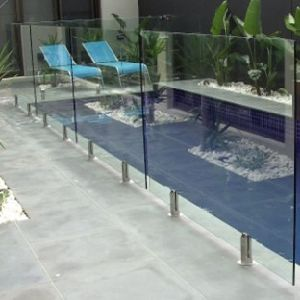 8mm 10mm 12mm Pool Fencing Tempered /Toughened Glass (SG-TG) pictures & photos