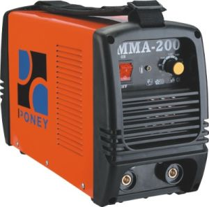 MMA DC Inverter Welding Machine (MMA-4160/4180/4200) pictures & photos