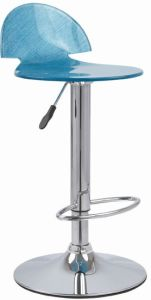 Swivel Adjustable Acrylic Bar Stools (SM-7004)